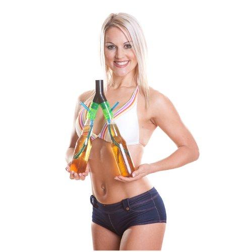 Bierbong doppel Flaschen Bong