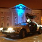 DeLorean Nachbau