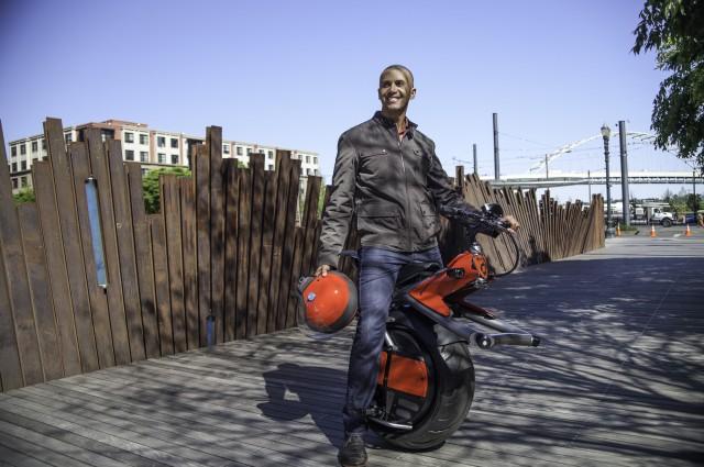 Einrad-moto