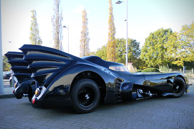 Batman Returns Batmobil