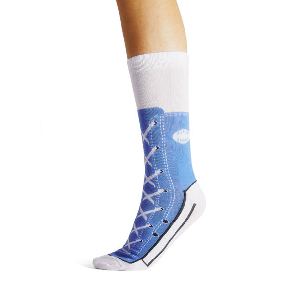 Chucks Sneaker Socken