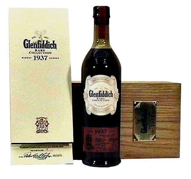 Glenfiddich_1937_Rare_Collection