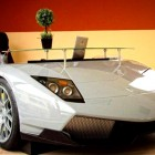 Lamborghini Murcielago Schreibtisch