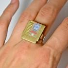 Nintendo Spielkonsolen Kassetten Ring