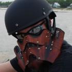 Motorrad Sturmtruppen Maske