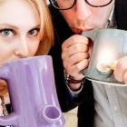 Kaffeetassen-Bong