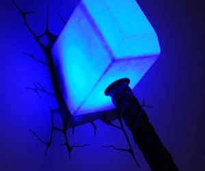 Thor Hammer Nachtlicht
