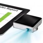 iPad/iPhone Taschenprojektor