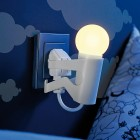 """Originelles LED-Nachtlicht """"Lustiges Kerlchen"""""""