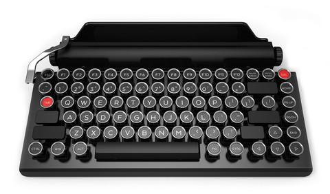 Schreibmaschiene_USB