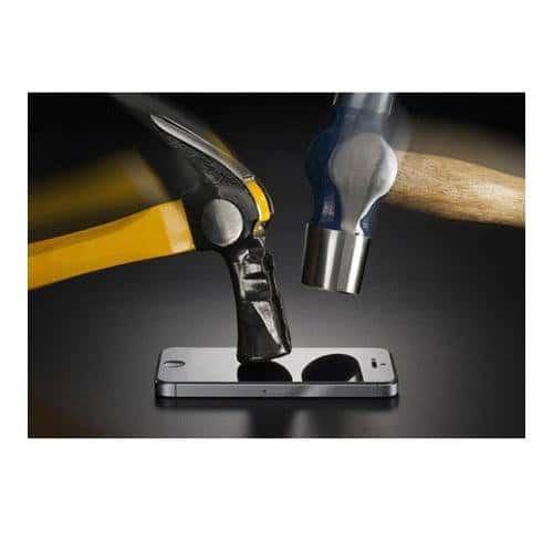 Hoch resistenter Bildschirmschutz für iPhones