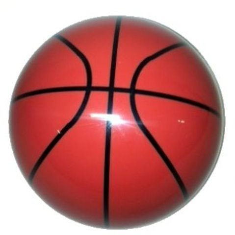 Basketball_Bowlingkugel.