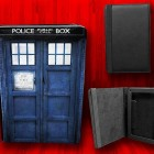 Doctor Who TARDIS Kindle Cover Abdeckung