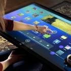 Touchscreen Sofatisch