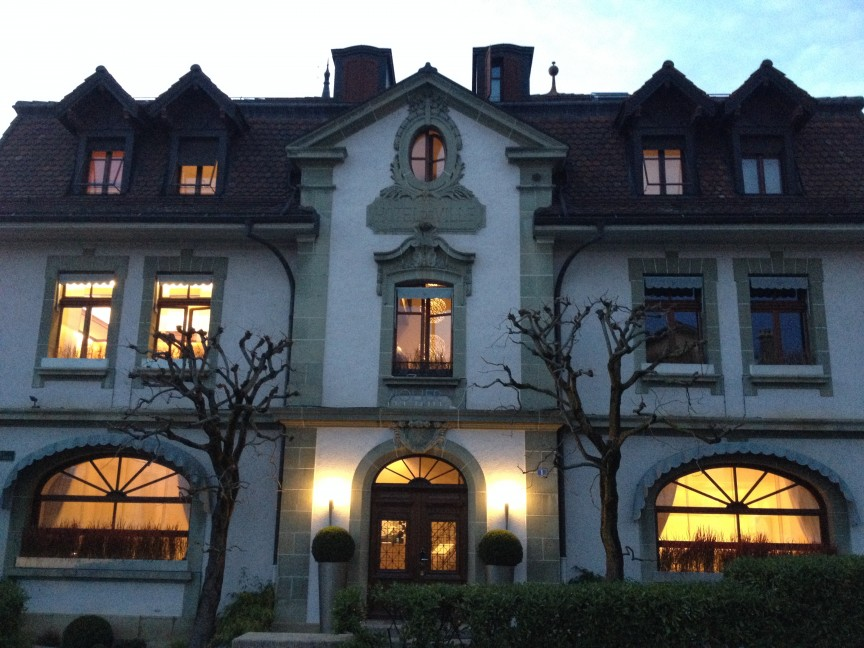 Crissier, Schweiz Quelle: therichest.com