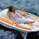 Elektrisches Einmannnboot