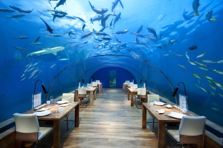 Ithaa, Malediven