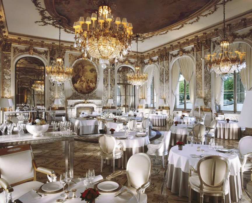 Le Meurice, Paris Quelle: therichest.com