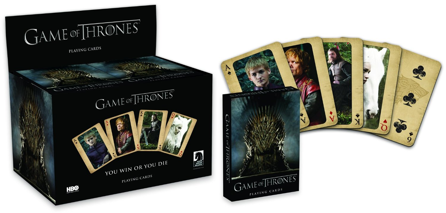 Game of Thrones Spielkarten