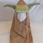 Yoda Handtuch