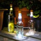 Flaschenlicht