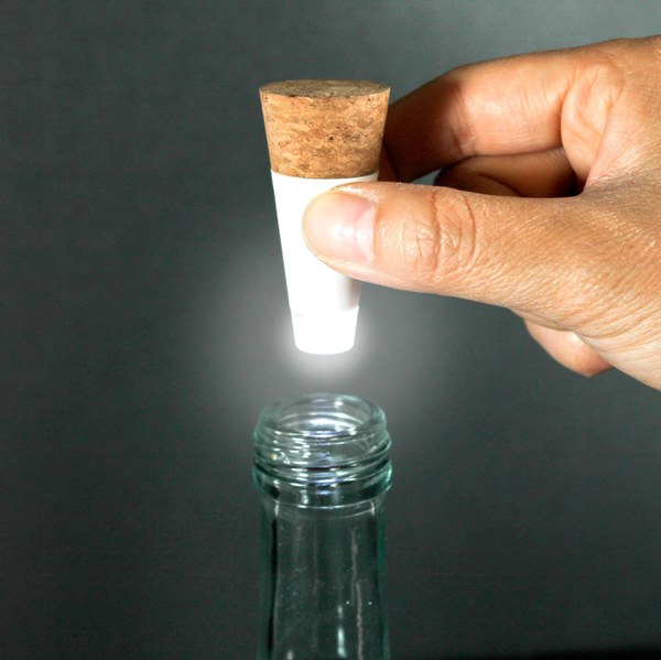 USB-Flaschenlicht