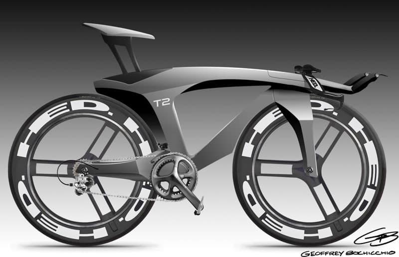 10 Coole Fahrrad Design-Konzepte