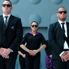 Men in Black Air New Zealand Sicherheitsvideo