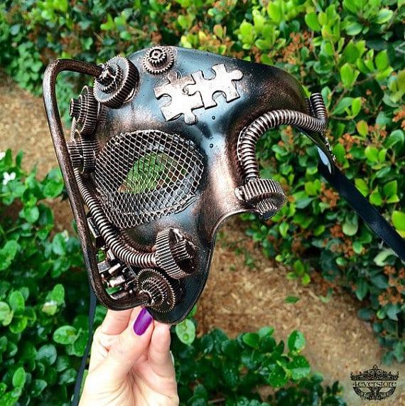 steampunk_maske