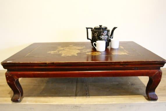 Antiker Couchtisch asiatische und orientalische möbel und dekoration darumbinichblank