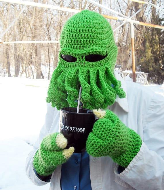 Cthulhu-Ski-maske