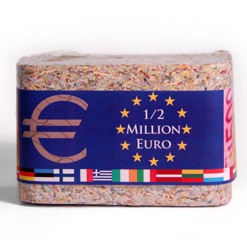 1/2 Millionen Euro Schreddergeld