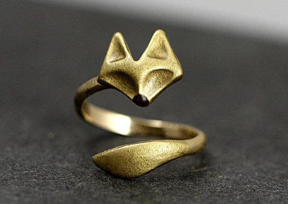 Fuchs Ring Schmuck