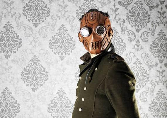 7 Geniale Steampunk Masken