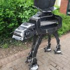 Star Wars Läufer BBQ Grill