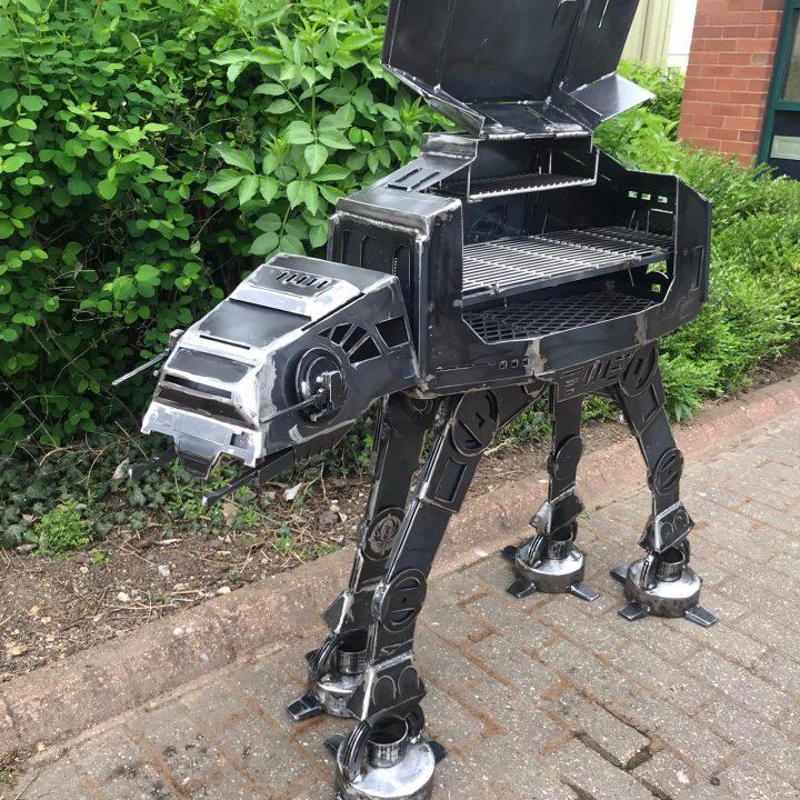 Star Wars Läufer BBQ Grill
