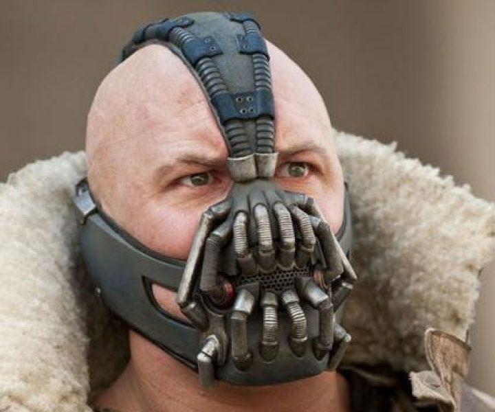 Bane Maske Stimmenverzerrer