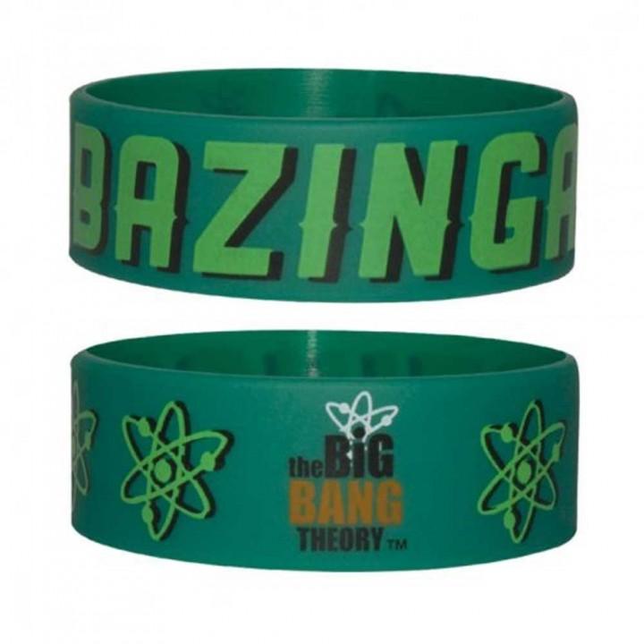 Bazinga Armband