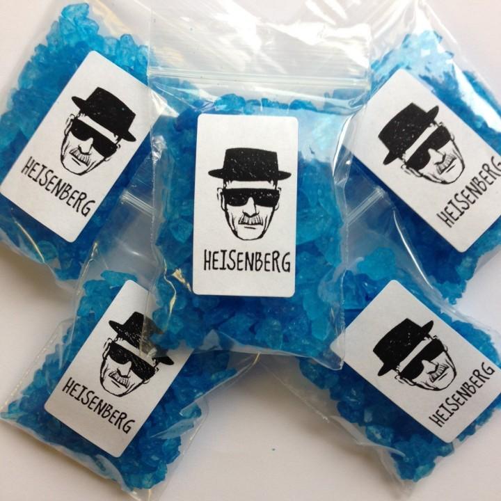 Heisenberg Breaking Bad Candy