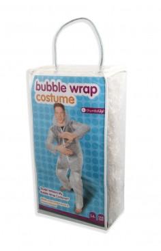 Knallfolien Anzug (blister wrap)