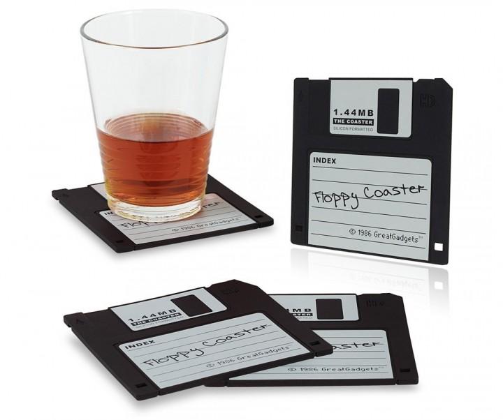 Floppy Disk Untersetzer