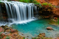 Die schönsten Wasserfälle der Welt für eine kalte Dusche