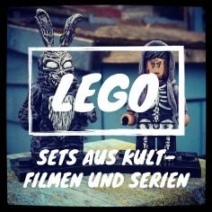 16 LEGO Sets und Figuren aus Kult-Filmen und Serien