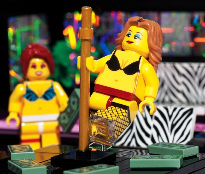 LEGO Strip Club