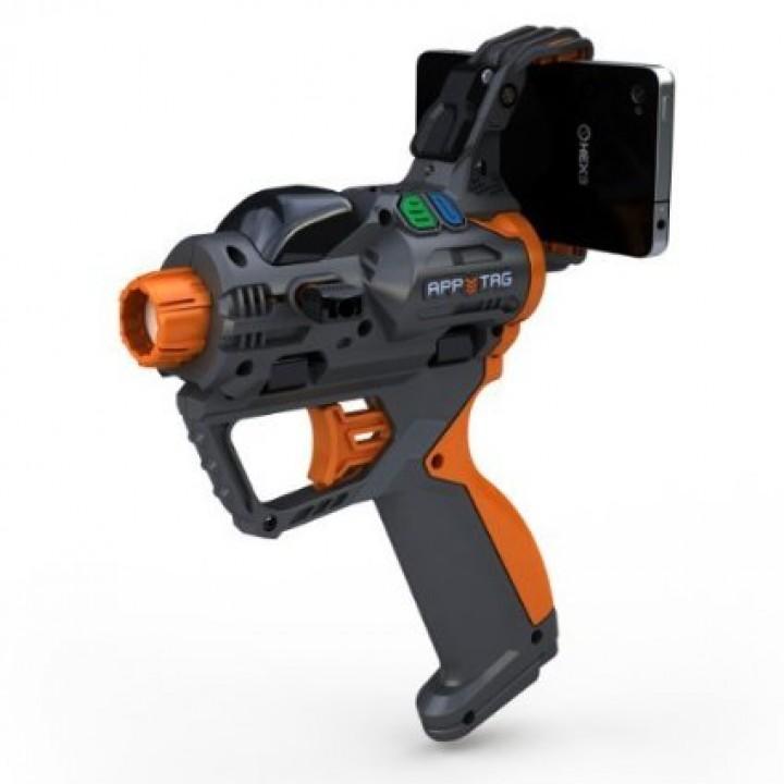 Laser Tag Blaster für iPhone und Android + App