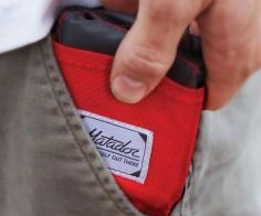 Picknickdecke im Taschenformat