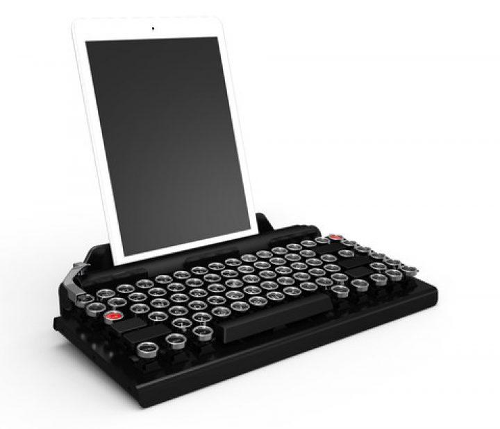 Bluetooth Schreibmaschienentastatur