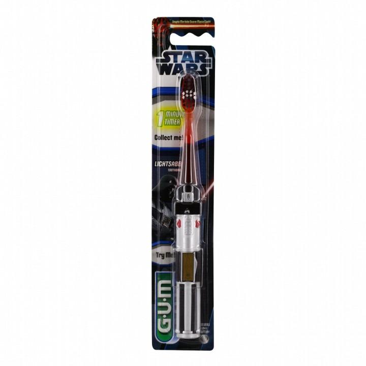 Star Wars Lichtschwert Zahnbürste