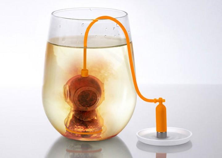 Tee-Taucher/Tee-Ei