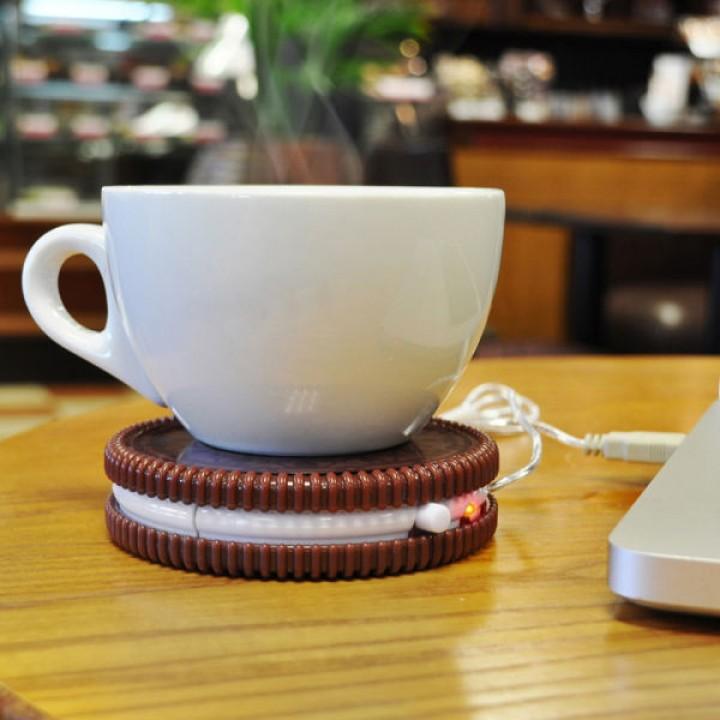 Cookie USB Tassenwärmer